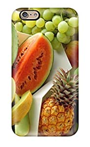 Hot Snap-on A Helping Of Fruits Hard Cover Case/ Protective Case For Iphone 6