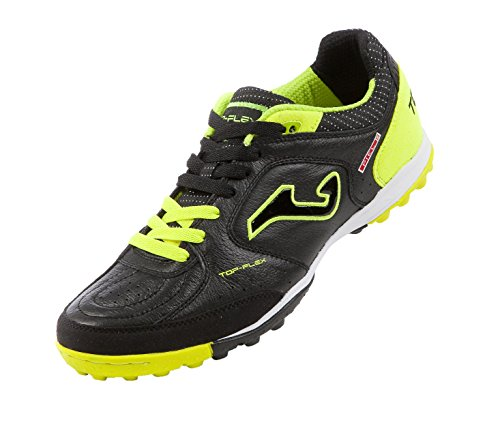 Joma nbsp;Yellow Top Turf Fluo Indoor 601 Black Flex Footballshoe rXFdnwSrq
