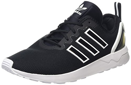 Basse White ZX Black Advanced Ginnastica Scarpe Core Adulto Ftwr Unisex adidas da Core Black Flux Nero x4ZwYYH