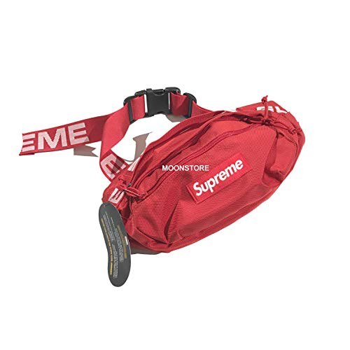 cbd324a52b3 Hypefits Streetwear DopeFanny Pack Alphabet Embroidery Straps Waist Bag Hot  Street Outfit Style Red
