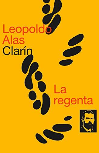 Portada del libro La regenta de Leopoldo Alas Clarín