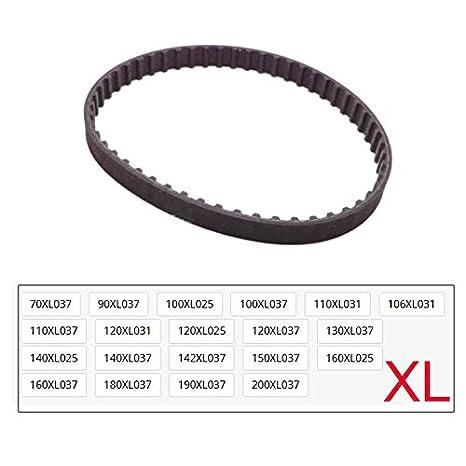 D/&D PowerDrive 110XL037 Timing Belt