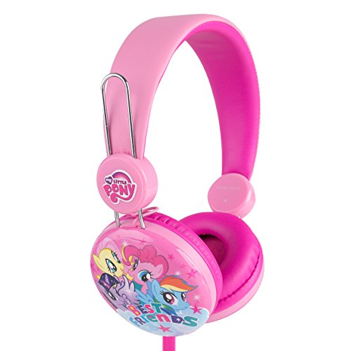 Over the Ear Kids Safe Headphones (My Little Pony)