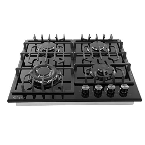 Buy rated gas cooktop