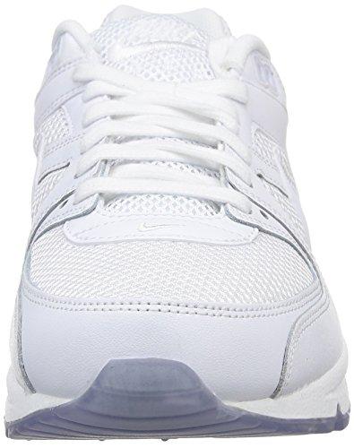 Nike Air Max Command - Zapatillas para hombre Blanco (White / White-White)