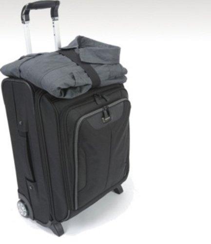 Dicota GmbH - Maleta con compartimento para portátiles (tamaño XL), color negro