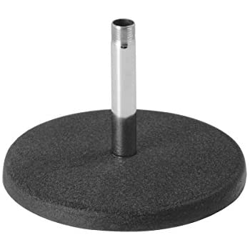 Amazon Com On Stage Ds7100 Desktop Microphone Stand