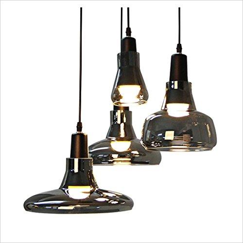 Smoke Bell Pendant Lighting in US - 7