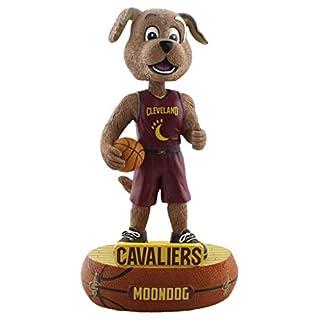 FOCO NBA Cleveland Cavaliers Mascot Baller Bobble, Team Color, OS