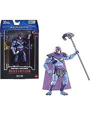 Masters of the Universe GYV10 - Masterverse Skeletor ca. 18 cm groot actiefiguur voor alle MOTU verzamelaars, 6 jaar en ouder