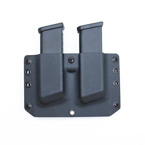 Bravo Concealment: Glock 19 23 32 Double Magazine Pouch