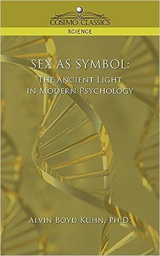 Sex as Symbol: The Ancient Light in Modern Psychology: Amazon.es: Kuhn, Ph. D. Alvin Boyd: Libros en idiomas extranjeros