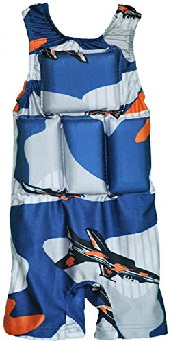 0026f7096a My Pool Pal Girl's or Boy's Swimwear Flotation Swimsuit Fits Kids 20-70 lb (