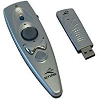 Keyspan by Tripp Lite PR-US2 Presentation Remote Wireless w Laser, Mouse