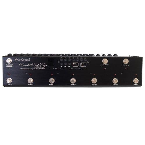 One Control Crocodile Tail Loop Switcher