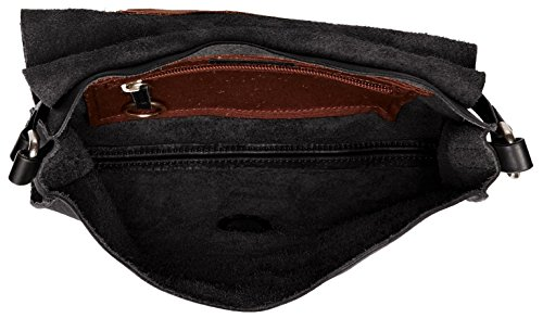 Hunter Pelle Linea Women's Cross Black Body qRdEvxpd