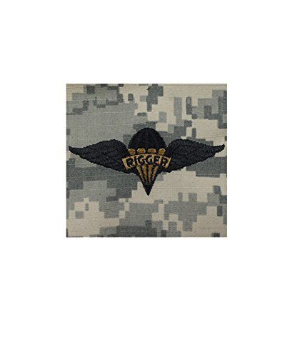 Pararigger US Army Badge (ACU) by Insignia Depot (Image #1)