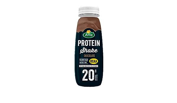 Arla Arla Protein Shake Choco con BCAA, 264g (Refrigerado ...