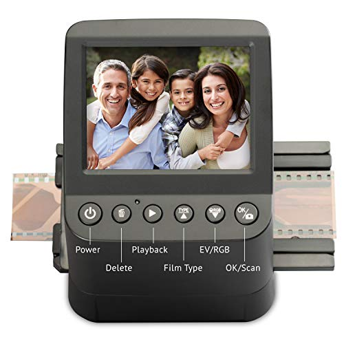 Ivation High Resolution 23MP Film Scanner