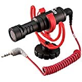 Rode VIDEOMICRO microphone for Canon and Nikon etc. cameras
