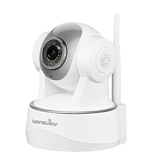 Wansview 1080P WiFi Wireless IP Security Camera, for Baby /E