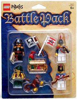 Lego Pirates Battle Pack