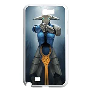 Samsung Galaxy N2 7100 Cell Phone Case White Defense Of The Ancients Dota 2 SVEN Pavcz