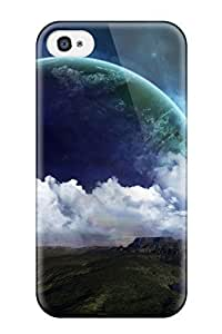 High Quality Space Art Case For Iphone 5/5S / Perfect Case
