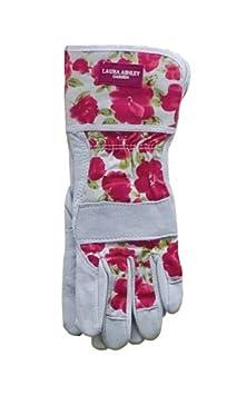 Laura Ashley 3A096689 Cool Rigger Garden Glove, Cressida, Large