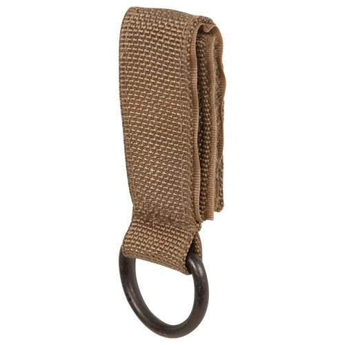 Atlas 46 Lanyard Anchor Strap Black | Work, Utility, Construction, Contractor, and Tactical