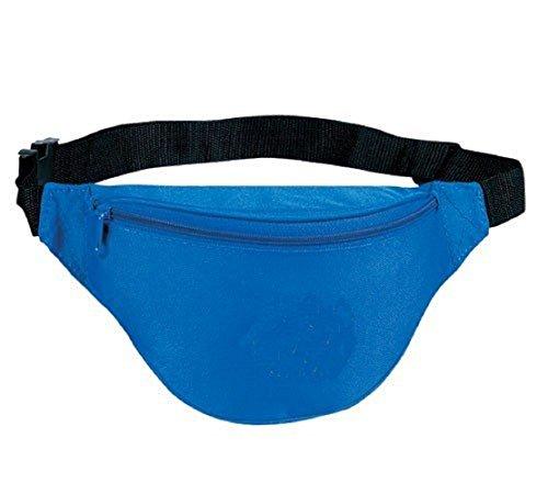 Yens® Fantasybag 2-Zipper Fanny Pack-Royal Blue,FN-611