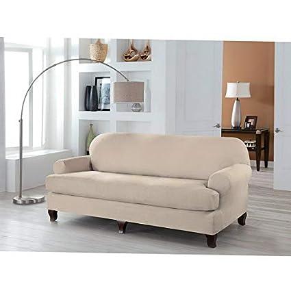 Amazon.com: Hebel Stretch Fit Sofa Slipcover | Model SF ...