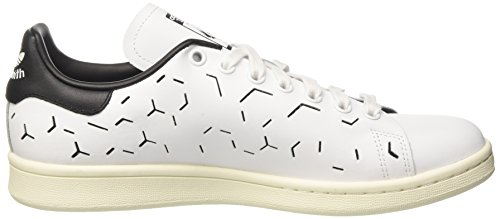 Footwear White Core Damen Sneaker Smith White Footwear Black Elfenbein Stan adidas Z7qxw0w