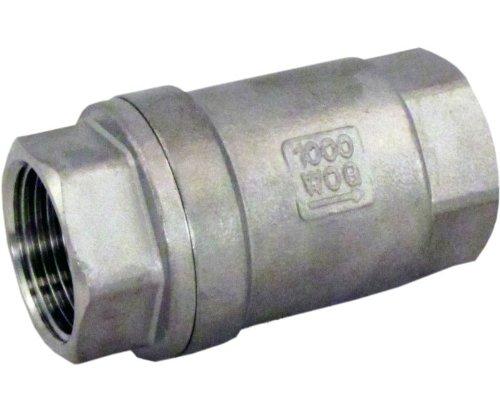 vertical check valve - 3