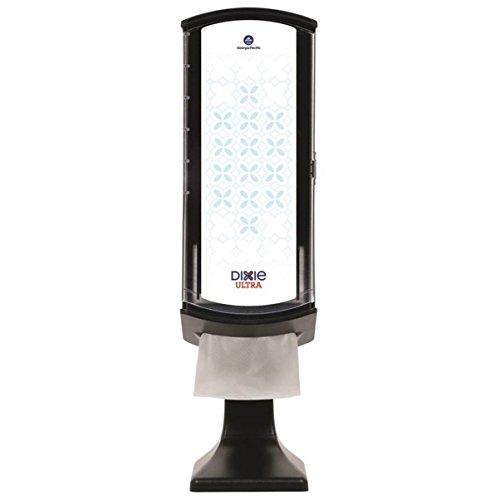Dixie Ultra 54550 Wall or Base Mount Tower Napkin Dispenser, (WxDxH) 8.0