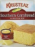 corn bread mixes - Krusteaz, Natural Southern Cornbread Mix, 11.5oz Box (Pack of 4)