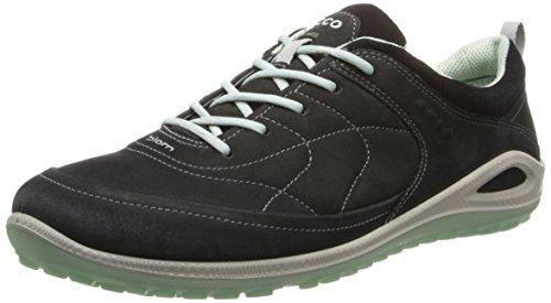 Ecco Dames Biom Grip Lite Fashion Sneaker Zwart