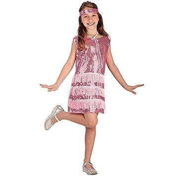 Carnival Juguetes 68023 - traje de Charleston niños con banda de ...