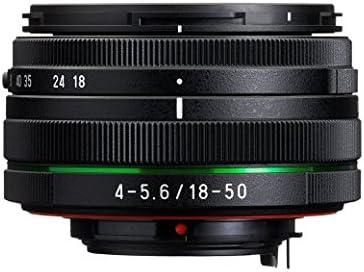 Kit Pentax Objectif 18 50mm F 4 5 6 Da L Dc Wr Re Noir Kamera