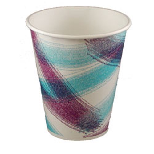 - Dopaco Paper Cold Cups, 12Oz, Squat Impact Design 2400 ct.