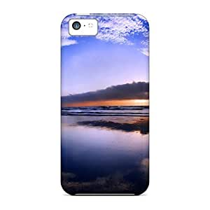Iphone 5c XjgdkpJ4637HHKQD Perfect Angle Tpu Silicone Gel Case Cover. Fits Iphone 5c