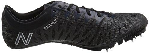 Nuovo Equilibrio Mens Vazee Verge V1 Track Shoe Nero / Argento
