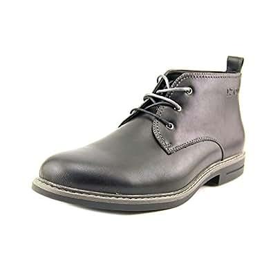 IZOD Men's Cally Boot, black, 10 Medium US