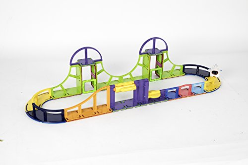 Magformers SkyTrack Play (44-Piece) Set by Magformers (Image #3)