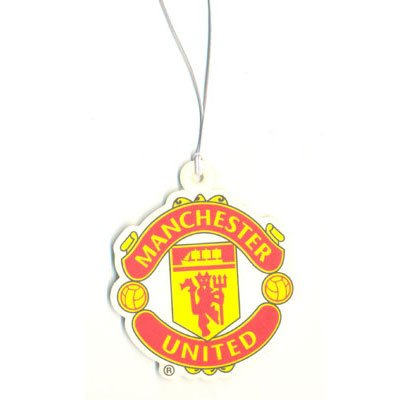 Manchester United F.C. Air Freshener Absolute Footy