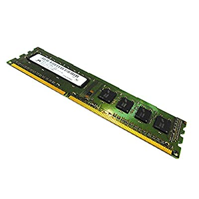 4 GB RAM PC DIMM Micron mt8jtf51264az-1g6e1 DDR3 PC3 – 12800U 1Rx8 CL11 1600 mhz