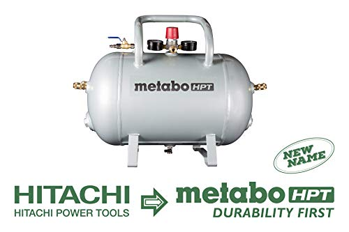 Metabo HPT UA3810AB 10 gallon Reserve Air Tank