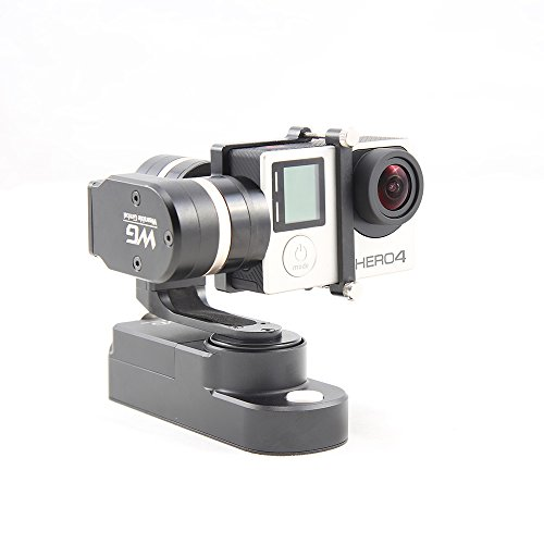 Feiyu Tech FY-WG 3-Axis Wearable Gimbal Stabilizer for Gopro