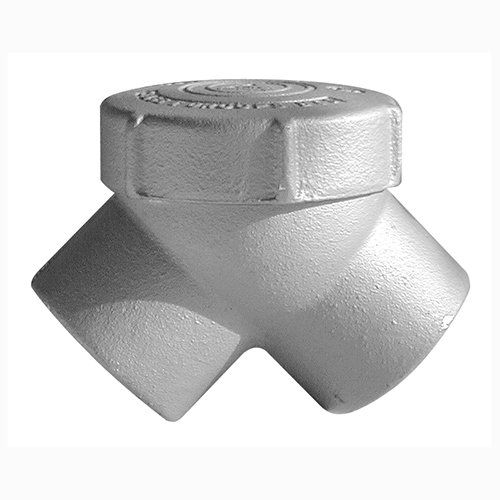 Capped Elbow - Appleton ELBY-75 Capped Elbow, Hazardous Location, Malleable Iron, 3/4