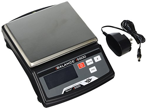 My Weigh SCM5500BLACK iBalance 5500 Table Top Precision S...